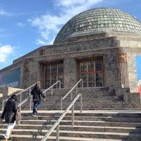 Photo taken at Adler Planetarium by Elena Z. on 10/26/2013