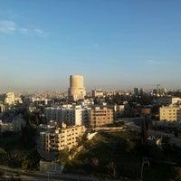 Photo taken at Landmark Amman by Sultan S. on 4/2/2013