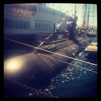 Photo taken at USS Dolphin by ǝʌǝʇs h. on 9/19/2012