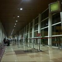 Photo taken at Kuching International Airport (KCH) by Jay N. on 2/25/2013