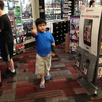 Photo taken at GameStop by Jason B. on 4/14/2013
