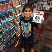 Photo taken at GameStop by Jason B. on 9/28/2013