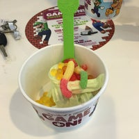Photo taken at Yogurtland by Michelle V. on 7/18/2016