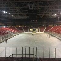 Photo taken at Herb Brooks Arena by Jenn P. on 5/29/2016