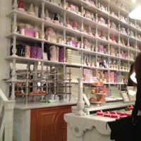 Photo taken at Ladurée by Glaucia F. on 11/21/2012