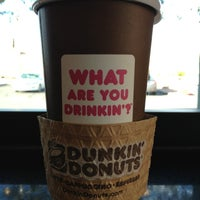 Photo taken at Dunkin' Donuts by Maria M. on 12/29/2012