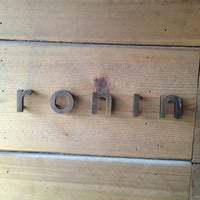 Photo taken at Ronin Sushi by Damon A. on 1/26/2013