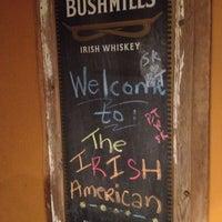 Photo taken at Irish American by Lisa F. on 6/7/2013