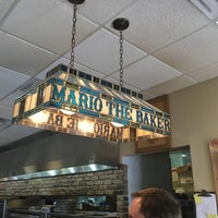 Photo taken at The Original Mario the Baker by Erik on 7/1/2016