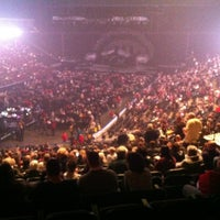 Photo taken at Jacksonville Veterans Memorial Arena by Kevin-Gara B. on 12/14/2012
