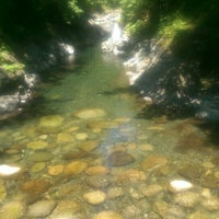 Photo taken at Wallace Falls Trail by Lyndsey N. on 6/23/2015