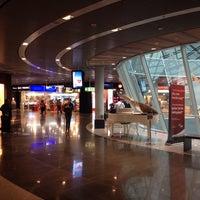 Photo taken at Terminal 1 by Ekaterina U. on 5/13/2015