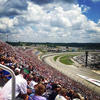 Photo taken at Kentucky Speedway by Taylor S. on 6/30/2013