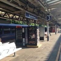 Photo taken at Brockenhurst Railway Station (BCU) by Fatih ö. on 7/21/2013