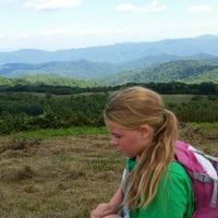 Photo taken at Max Patch by Joshua C. on 9/20/2014