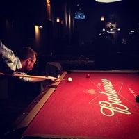 Photo taken at Triple B's Restaurant Bar & Billiard's by Jenn S. on 11/10/2012