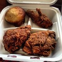 Photo taken at Heaven Sent Chicken by Garrett N. on 8/18/2013