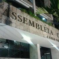 Photo taken at Assembléia de Deus by Paula S. on 2/4/2013