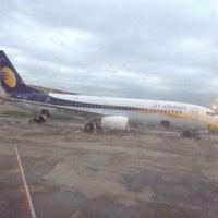 Photo taken at Runway-Chennai Airport by Shriram S. on 10/22/2013