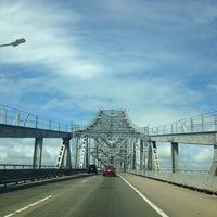 Photo taken at Richmond-San Rafael Bridge by nicole g. on 3/28/2014