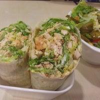 Photo taken at SaladStop! by Tan M. on 9/2/2013