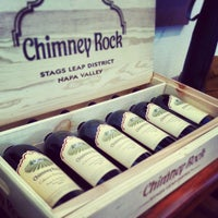 Photo taken at Chimney Rock Winery by TheYumYum F. on 4/14/2013