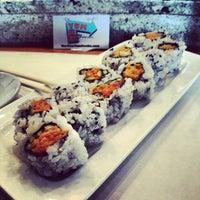 Photo taken at Sushi Yuzu by TheYumYum F. on 10/9/2013