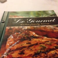 Photo taken at Le Gourmet by Мария 😈 Ш. on 7/27/2014