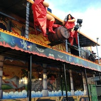 Photo taken at Luna Park by Flore B. on 1/4/2013
