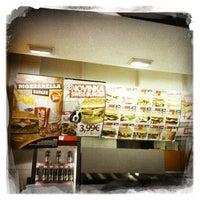 Photo taken at Burgerland by Vit F. on 4/7/2013