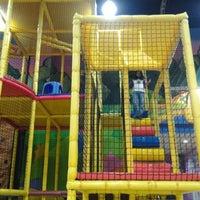Photo taken at Chipmunks Playland & Cafe by Ema H. on 10/6/2012