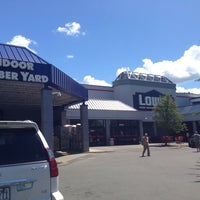 Photo taken at Lowe's Home Improvement by Carol A. on 6/2/2013