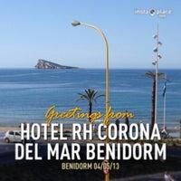 Foto tomada en Hotel RH Corona del Mar Benidorm por ASanRoman -. el 5/4/2013