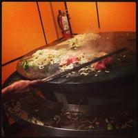 Photo taken at Yuan Palace Mongolian BBQ by Joe M. on 2/24/2013