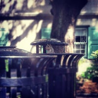 Photo taken at Cougar Mall, College of Charleston by Matches M. on 10/10/2012