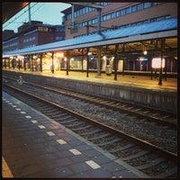 Photo taken at Station Hilversum by Elger v. on 1/1/2013