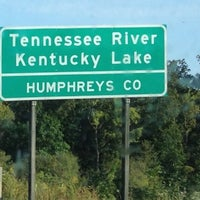 Photo taken at Tennessee River Bridge by I-80 Queen 👑💄 on 9/21/2012