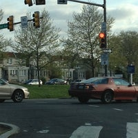 Photo taken at Roosevelt Boulevard & Adams Avenue by Vermyra S. on 4/22/2013