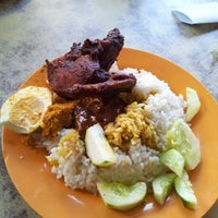 Photo taken at Nasi Ganja by Frank K. on 2/3/2013
