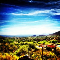 Photo taken at JW Marriott Tucson Starr Pass Resort & Spa by Brandon S. on 10/7/2012