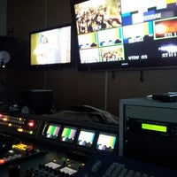 Photo taken at TV da Igreja Universal by Dante D. on 1/3/2013