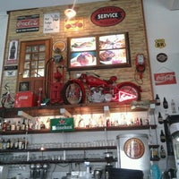Photo taken at Road Burger by Marcos F. on 7/15/2013