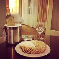 Photo taken at The Westin Grand, Vancouver by Tyler Y. on 12/22/2012