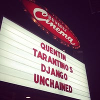 Photo taken at New Beverly Cinema by Eric B. on 2/5/2013