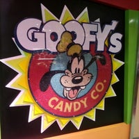 Photo taken at Goofy's Candy Company by Marcus P. on 12/16/2012