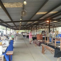 Photo taken at Renninger's Antique Fair Extravaganza by Marcus P. on 12/16/2012
