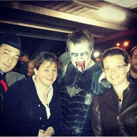 Photo taken at Screamworld by Berenice F. on 11/2/2014