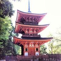 Photo taken at 霊山寺 by Chóngshān . on 7/7/2013