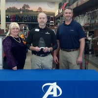 Photo taken at Academy Sports + Outdoors by Sheril M. on 11/16/2012