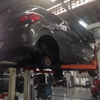 Photo taken at Carrera Chevrolet by Paulo Ricardo T. on 12/30/2014